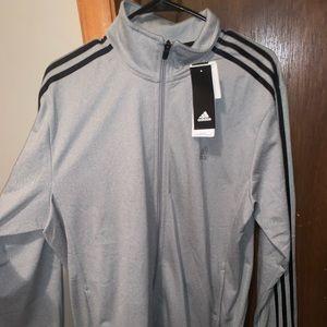 Adidas NWT ESS Track Jacket